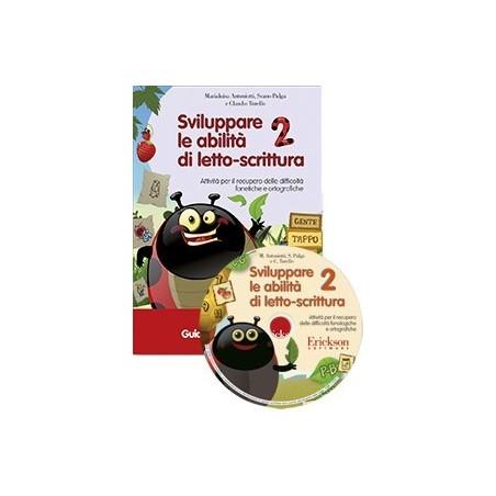 Sviluppare le abilità di letto-scrittura 2 (KIT: libro + CD-ROM)