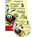 Sviluppare le abilità di letto-scrittura 3 (KIT: libro + CD-ROM)