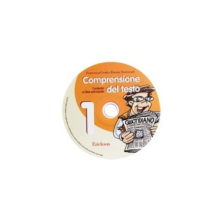 Comprensione del testo 1 (CD-ROM)