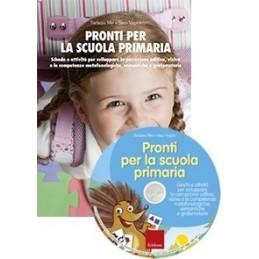 Pronti per la scuola primaria (KIT: libro + CD-ROM)