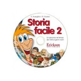 Storia facile 2 (CD-ROM)