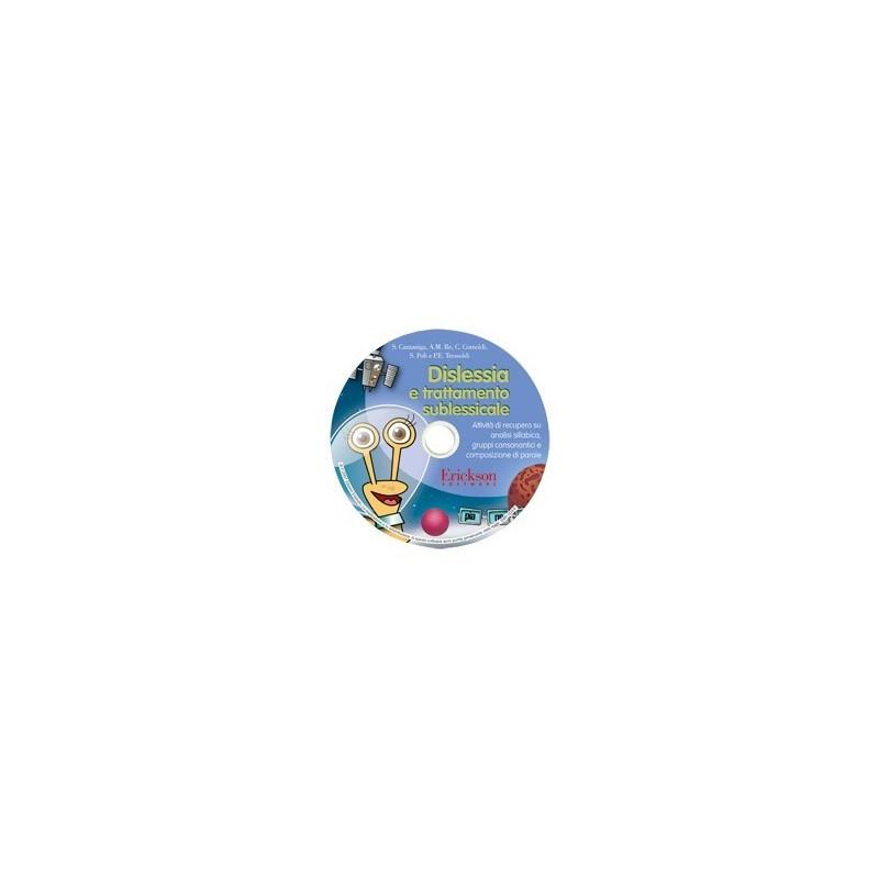 Dislessia e trattamento sublessicale (CD-ROM)