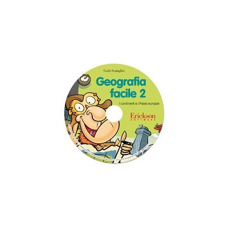 Geografia facile 2 (CD-ROM)