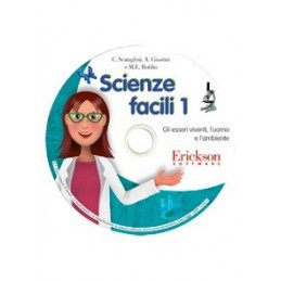 Scienze facili 1 (CD-ROM)