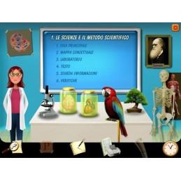 Scienze facili 1 (CD-ROM)