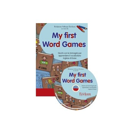 My First Word Games (KIT: CD-ROM + libro)