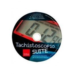 Tachistoscopio SUITE (CD-ROM)