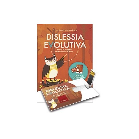 Dislessia evolutiva (KIT: libro + software)