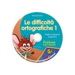 Le difficoltà ortografiche 1 (CD-ROM)