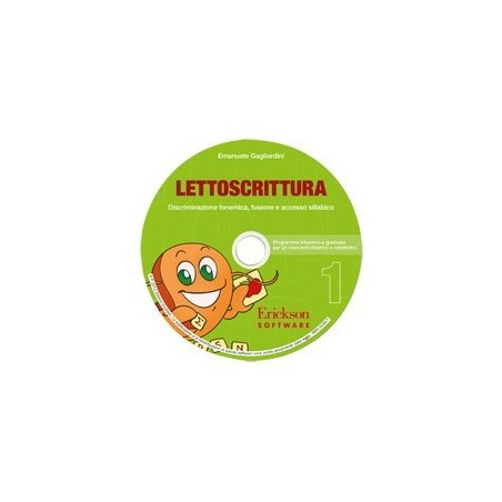 Lettoscrittura 1 (CD-ROM)