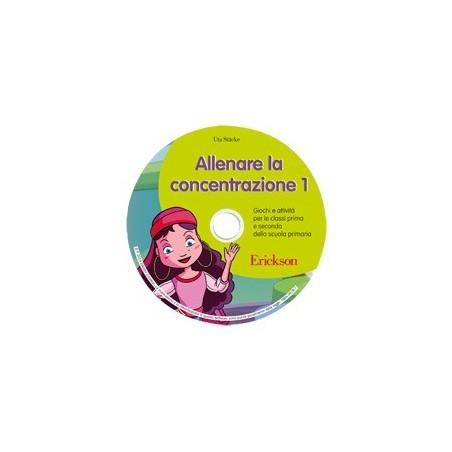 Allenare la concentrazione 1 (CD-ROM)