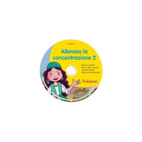 Allenare la concentrazione 2 (CD-ROM)
