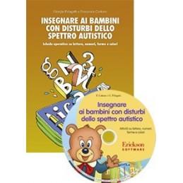 Insegnare ai bambini con disturbi dello spettro autistico (KIT: libro + CD-ROM)