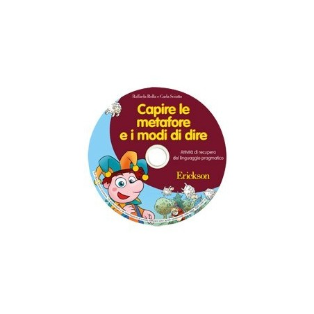 Capire le metafore e i modi di dire (CD-ROM)