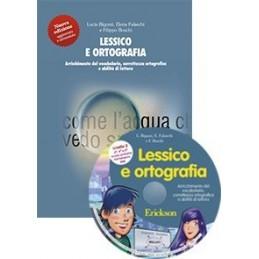 Lessico e ortografia 2 (KIT: Libro + CD-ROM)