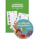 Le difficoltà ortografiche 1 (KIT: Libro + CD-ROM)