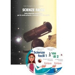 Scienze facili (KIT: Libro + 2 CD-ROM)