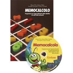 Memocalcolo (KIT: Libro + CD-ROM)