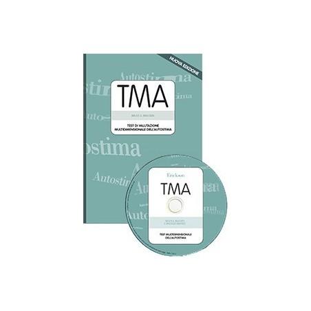 TMA - Test multidimensionale dell'autostima (KIT: Libro + CD-ROM)