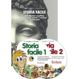Storia facile (KIT: Libro + 2 CD-ROM)