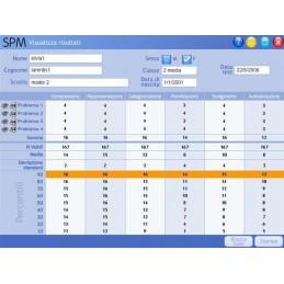 Test SPM (KIT: Libro + CD-ROM)