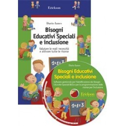 Bisogni Educativi Speciali e inclusione (KIT: libro + CD-ROM)