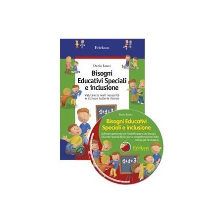 Bisogni Educativi Speciali e inclusione (KIT: libro + CD-ROM)