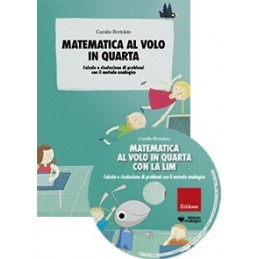 Matematica al volo in quarta con la LIM (KIT: Libro + CD-ROM)