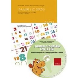 I numeri e lo spazio con la LIM (KIT: libro + CD-ROM) - NUOVA EDIZIONE con strumento