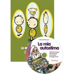 La mia autostima (KIT: Libro + CD-ROM)
