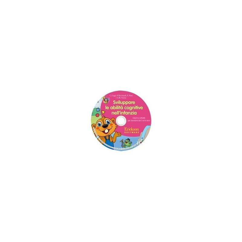 Sviluppare le abilità cognitive nell'infanzia (CD-ROM)