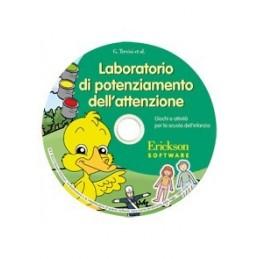 Laboratorio di potenziamento dell'attenzione (CD-ROM)