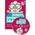 Donato, inventore sbadato (KIT: CD-ROM + libro)