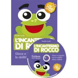 L'incantesimo di Rocco (KIT: libro + CD-ROM)