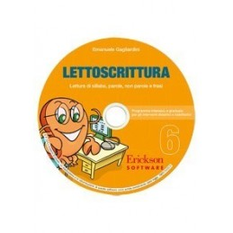 Lettoscrittura 6 (CD-ROM)