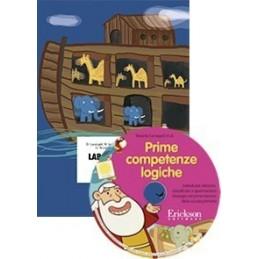 Prime competenze logiche (KIT: libro + CD-ROM)