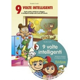 9 volte intelligenti (KIT: CD-ROM + libro)