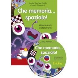 Che memoria… spaziale! (KIT: CD-ROM + libro)
