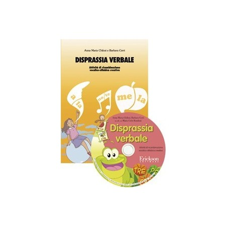 Disprassia verbale (KIT: Libro + CD-ROM)
