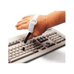 Polsino volta pagina + clicca tastiera