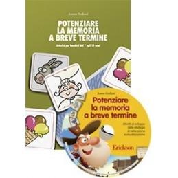 Potenziare la memoria a breve termine (KIT: Libro + CD-ROM)