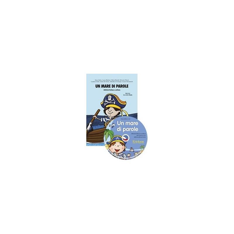 Un mare di parole (KIT: Libro + CD-ROM)