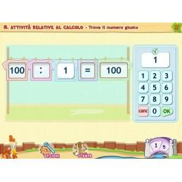 Potenziare le abilità numeriche e di calcolo (KIT: libro + CD-ROM)