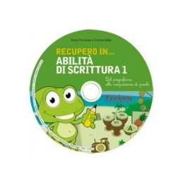 RECUPERO IN... Abilità di scrittura 1 (CD-ROM)