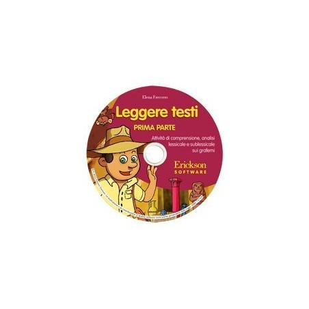Leggere testi - Prima parte (CD-ROM)