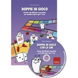 Doppie in gioco con la LIM (KIT: libro + CD-ROM)