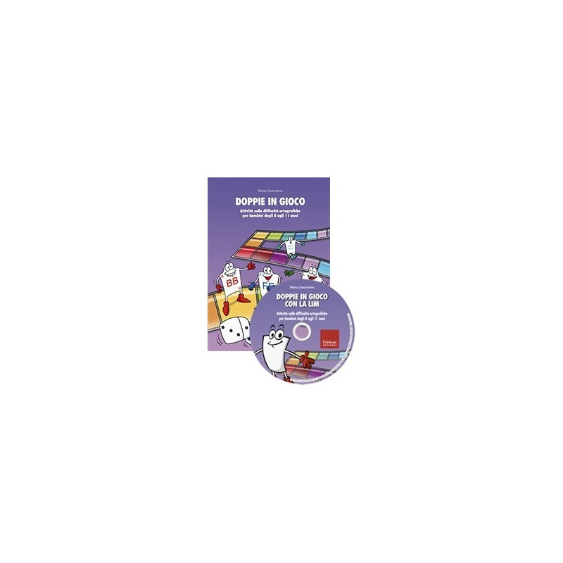 Doppie in gioco con la LIM (KIT: libro + CD-ROM)