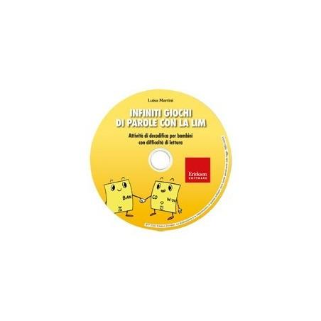 Infiniti giochi di parole con la LIM (CD-ROM)