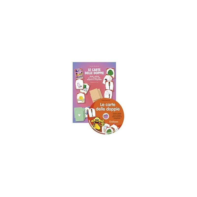 Le carte delle doppie (KIT: libro + CD-ROM)