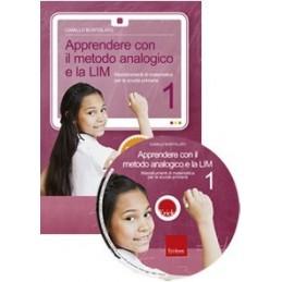 Apprendere con il metodo analogico e la LIM 1 (KIT CD-ROM + libro)